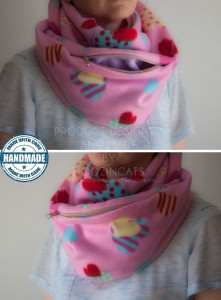 double scarf21